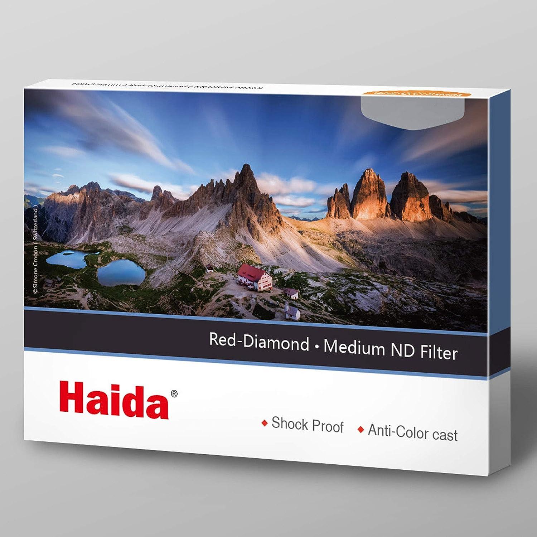 Haida Serie 100 Red Diamond Nano Gnd Soft Medium 0 9 Kamera