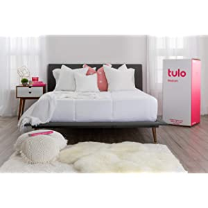 Mattress by tulo, Pick your Comfort Level