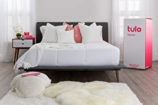 product image for Mattress by tulo, Pick your Comfort Level, Medium California King Size, 10 Inch Bed in a Box, Great for Sleep and Balance Between Soft and Firm