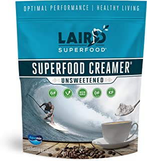 product image for Laird Superfood Non-Dairy Coffee Creamer Unsweetened - Non-GMO Powder Coconut Creamer, MCT Oil - 8oz Bag