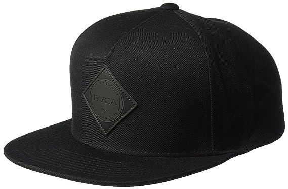 daaf0eddd01 Amazon.com  RVCA Men s Camps Snapback HAT