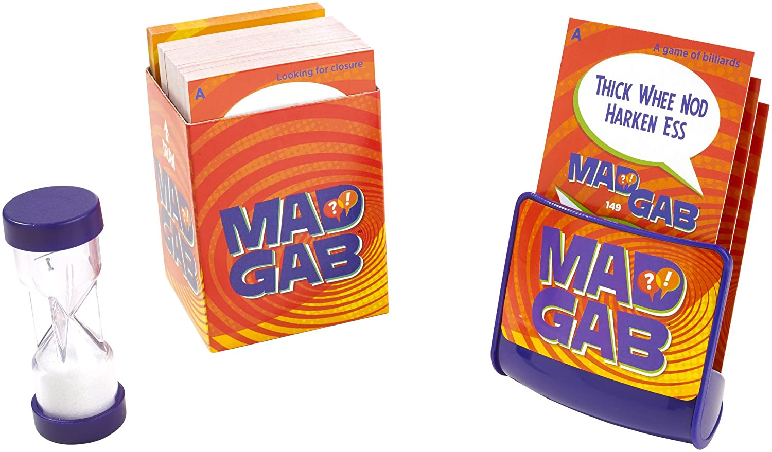 Games Mad Gab Game Card Games Amazon Canada