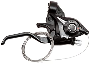 Shimano 63399 - Palanca de cambios y freno para bicicleta (7 ...