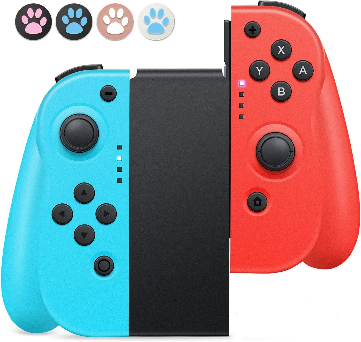 Mandos para Nintendo Switch,Timoom Bluetooth Wireless