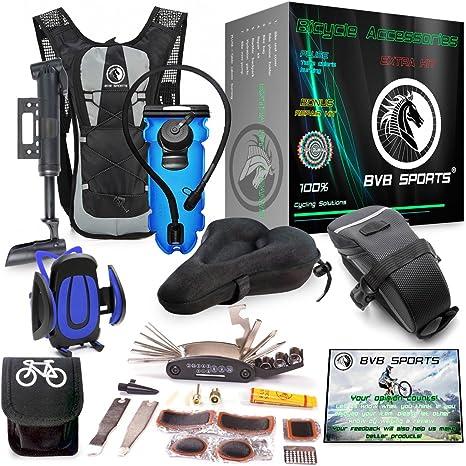 Juego de accesorios para bicicleta y equipamiento de ciclismo ...