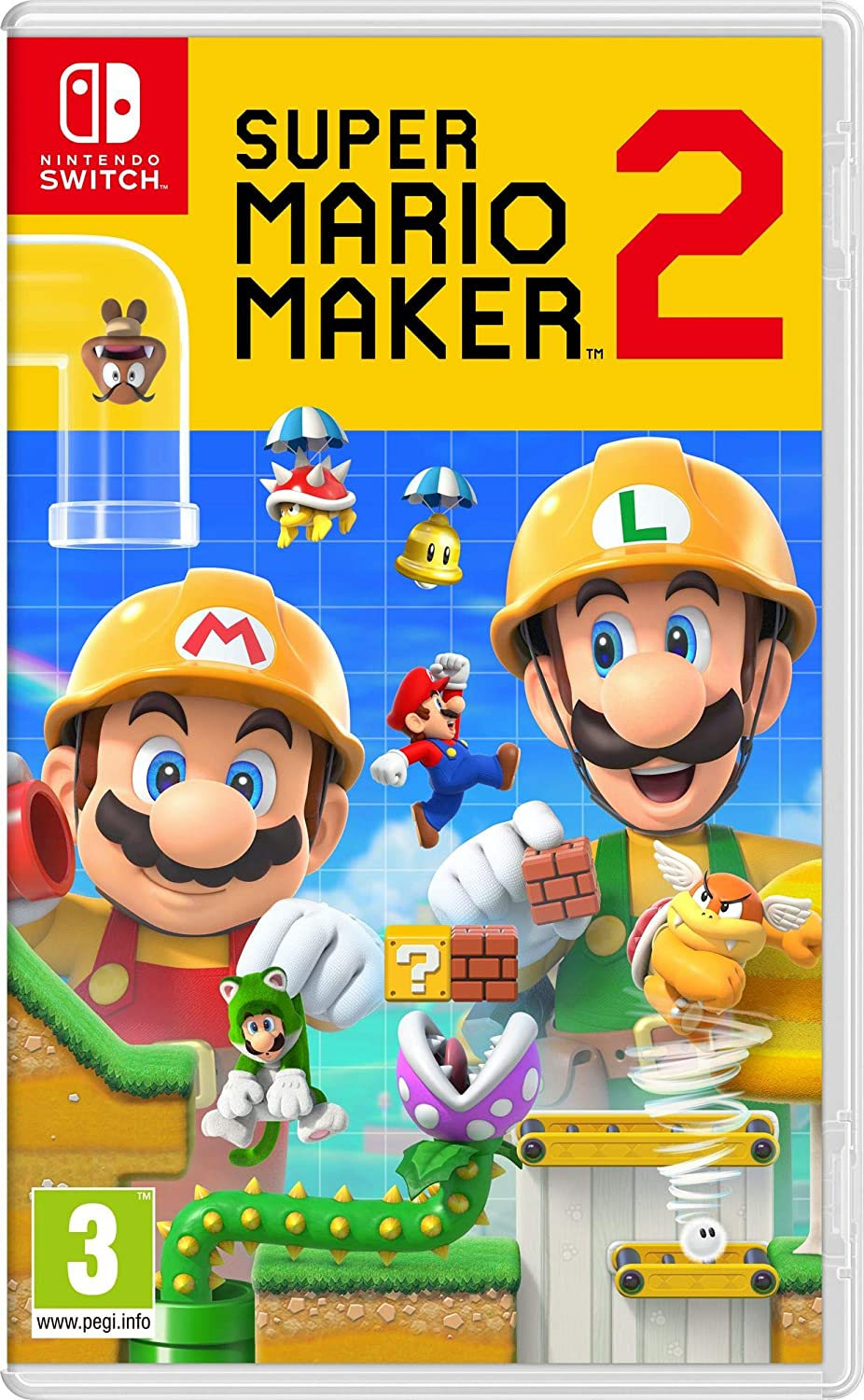 Super Mario Maker 2 - Nintendo Switch [Importación inglesa]: Amazon.es: Videojuegos