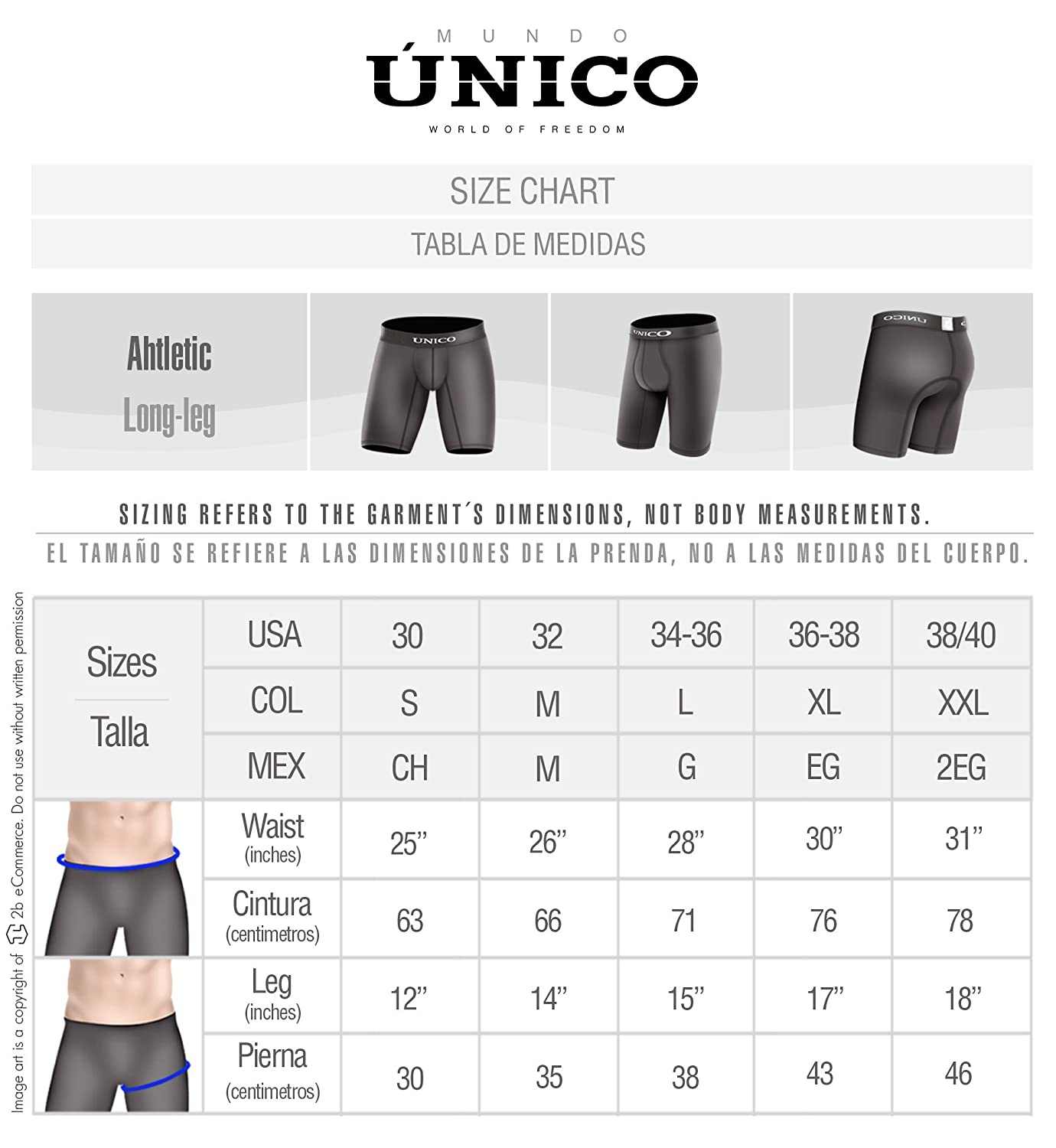 Mundo Unico Colombian Microfiber Long Boxer Briefs Solid Ropa Interior De Hombre at Amazon Mens Clothing store: