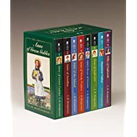 Anne of Green Gables Complete 8 Book Box Set