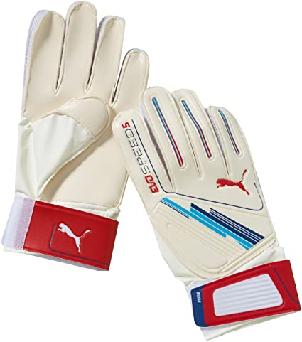 Buy Puma Evospeed 5 Goalie Gloves Online at Low Prices in India - Amazon.in 0b2a923b378e