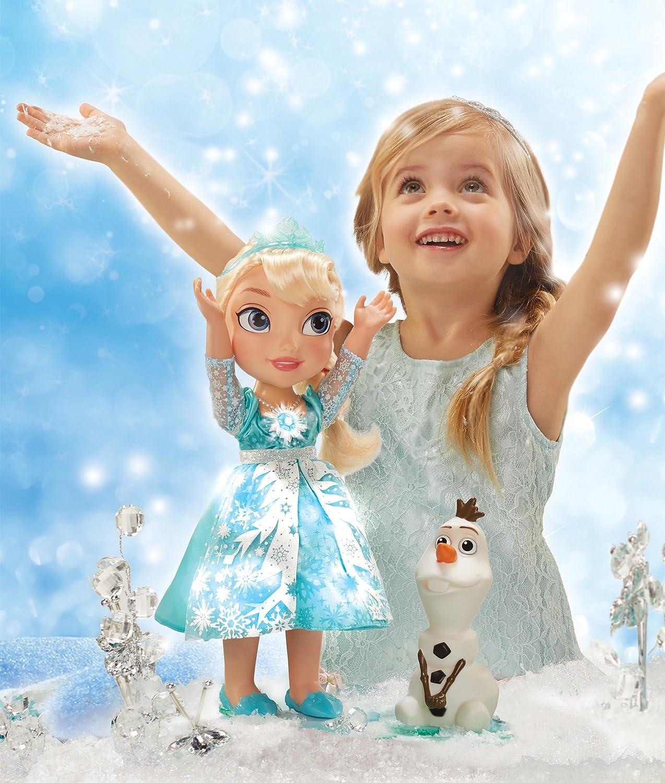 Giochi Preziosi - Frozen Principessa Elsa ed Olaf con Luci e Suoni ...