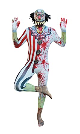 Morphsuits 5 pulgadas - 5 pies 4 pulgadas / 150 cm - 165 cm payaso ...
