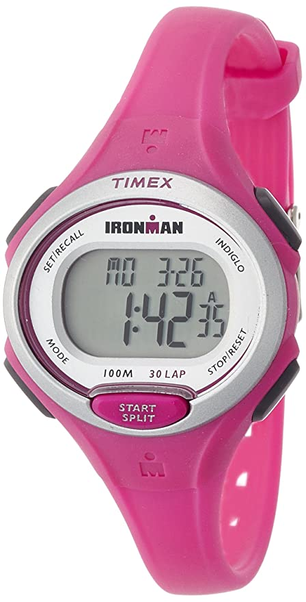 Timex Ironman Essential 30-Lap Watch - Pink