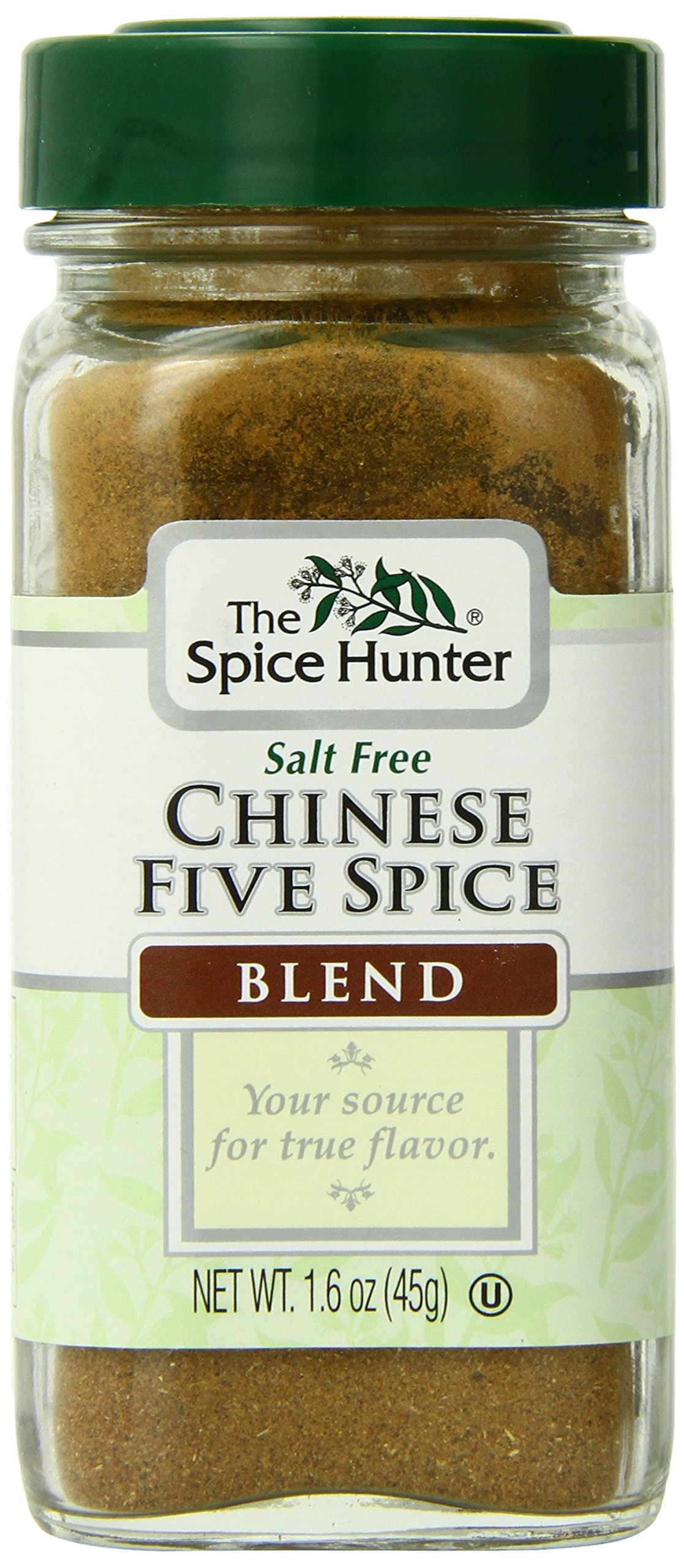 Spice Hunter Spices, Chinese Five Spice Blend, 1.6 Ounce (Pack of 6)