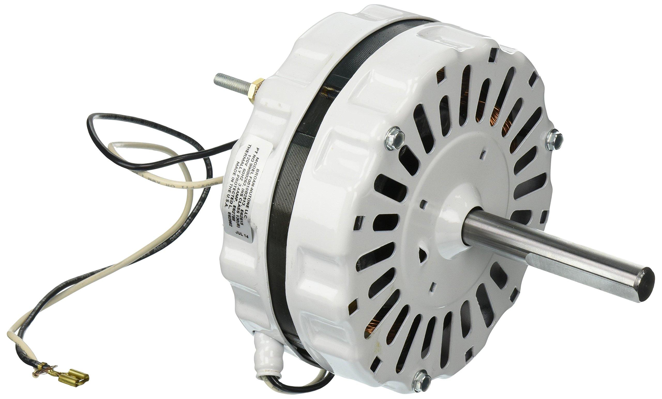 Broan S97009316 Attic Fan Replacement Motor