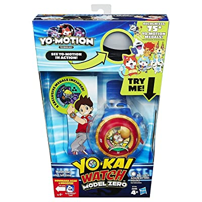 Yokai Watch Model Zero Watch: Toys & Games