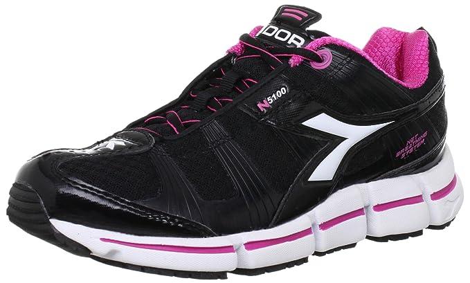Image Unavailable. Image not available for. Colour  Diadora - Diadora  Women s Running Shoes Black N-5100 W ... 9a01e2bdbdd