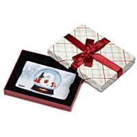Plaid Gift Box