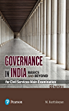Governance in India : Basics and Beyond For Civil Services Main Examination GS Paper II
