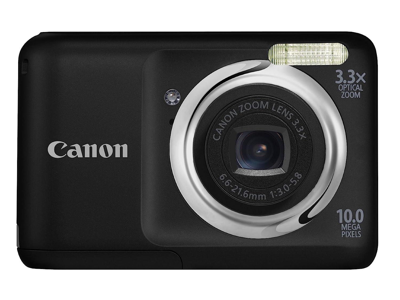 Canon PowerShot A800 - Cámara Digital Compacta 10 MP (2.5 pulgadas LCD, 3x Zoom Óptico): Amazon.es: Electrónica