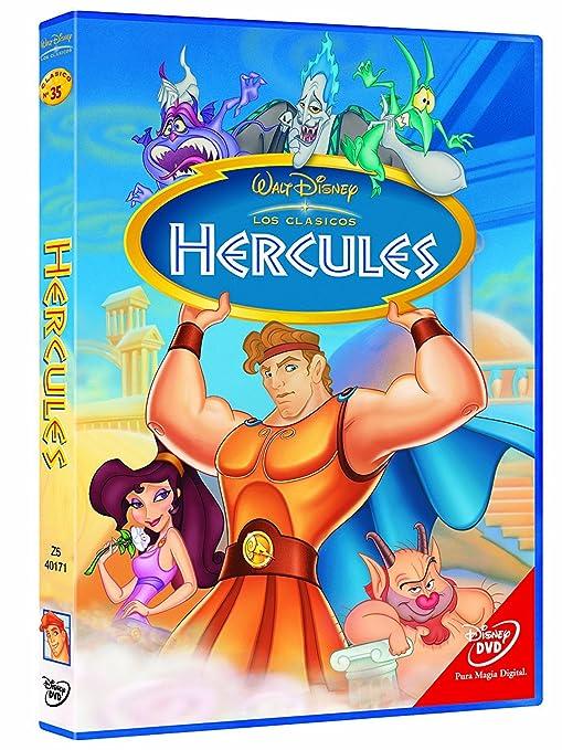 Hércules (Disney) [DVD]: Amazon.es: Tate Donovan, Josh Keaton ...