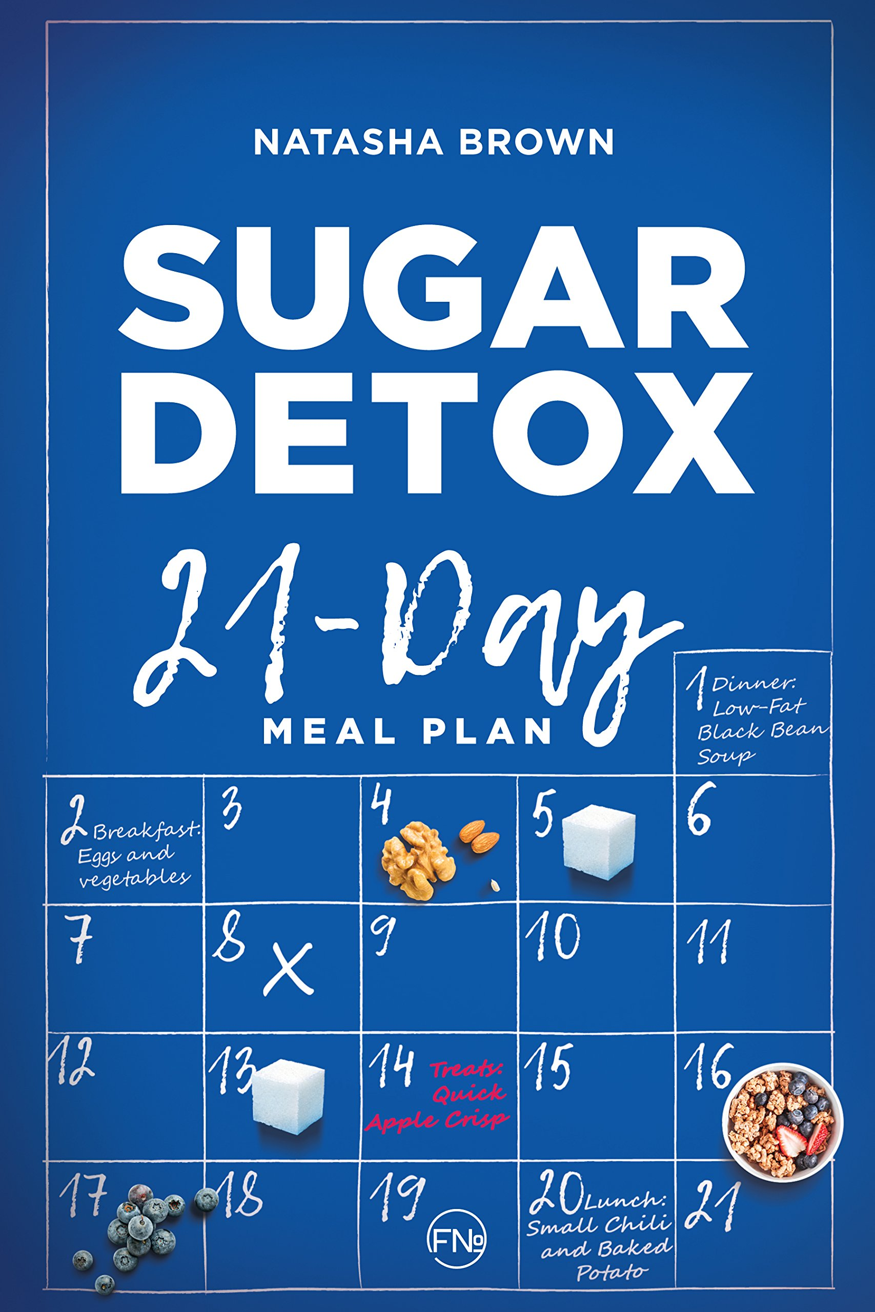 "Sugar Detox. 21-Day Meal Plan: Overcome your sugar craving with these great ""bad"" sugar free recipes! (Weight Loss)"