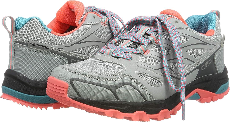 CMP Zaniah, Zapatillas de Running para Asfalto para Mujer: Amazon ...