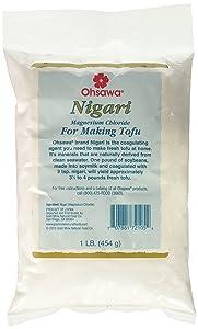 Ohsawa Natural Nigari, 1 Pound