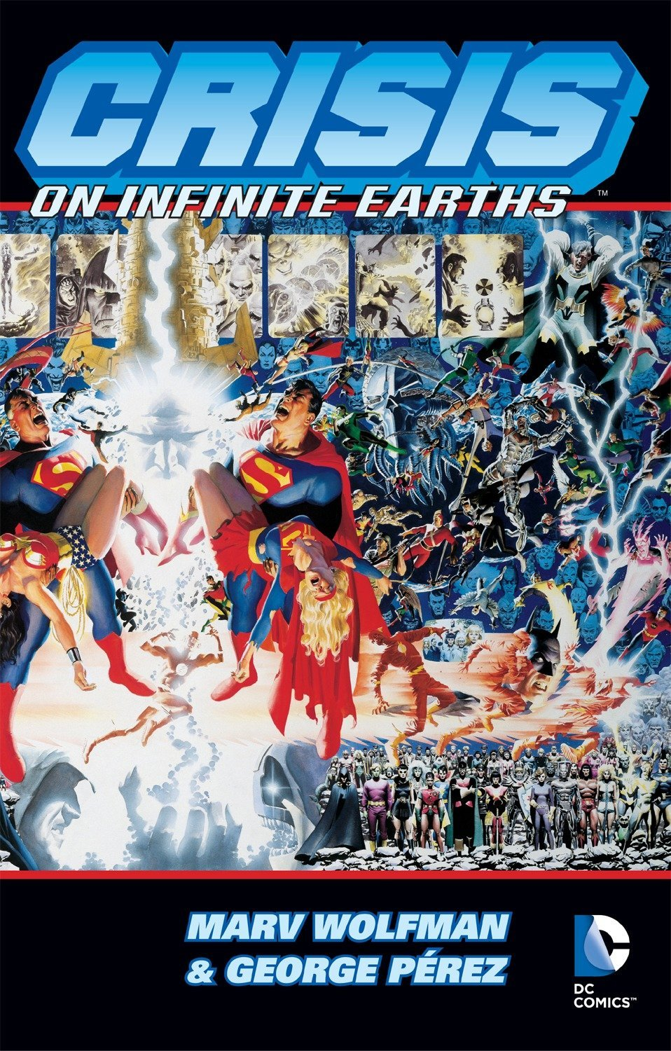 Download Crisis On Infinite Earths Text fb2 book