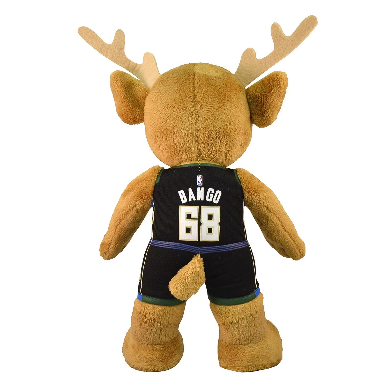 Poupluche Bango 25 cm Milwaukee Bucks 2017//18