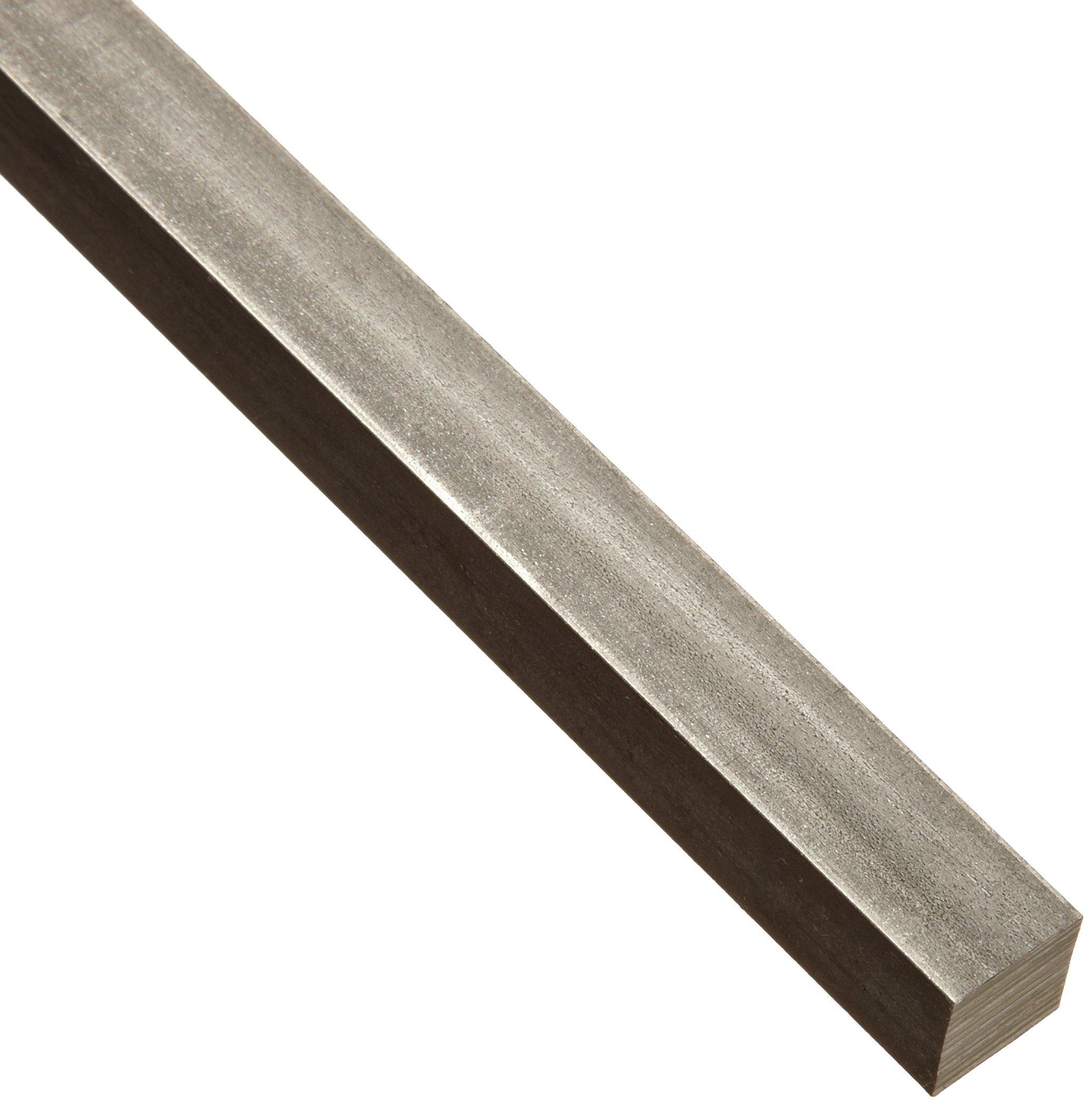 18-8 Stainless Steel Key Stock, Undersized