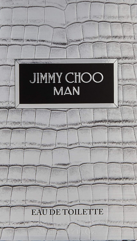 Amazon.com: Jimmy Choo Man Eau de Toilette Spray, 1,7 fl. oz ...