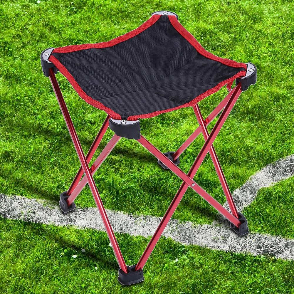MKChung Beach Backpack Chair, Aluminum Folding Chair for Fishing Picnic Camping Hiking