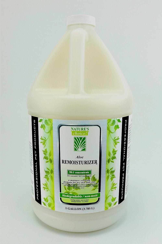 Nature's Choice Aloe Remoisturizer Conditioner 50:1 Gallon
