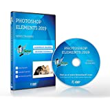 Photoshop Elements 2019 Self-Paced DVD Training Course By Simon Sez IT