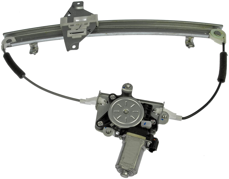 Dorman 751-095 Rear Passenger Side Power Window Regulator and Motor Assembly for Select Chevrolet Pontiac Models