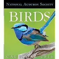Audubon Birds Page-A-Day Gallery Calendar 2016