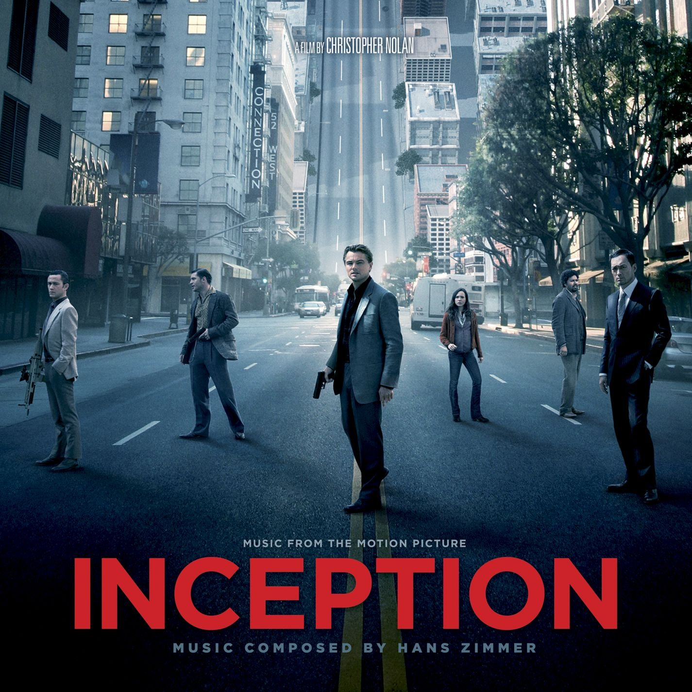 Vinilo : Soundtrack - Inception (Clear Vinyl, Colored Vinyl)