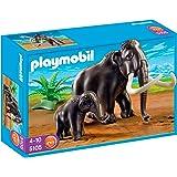 Playmobil - 5105 - Jeu de construction - Mammouth et son petit