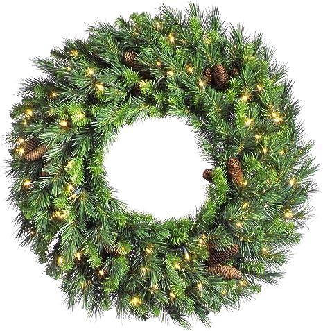 Handmade Wreath battery powered LED Chiefs Fan Kansas City Chiefs Wreath with lights