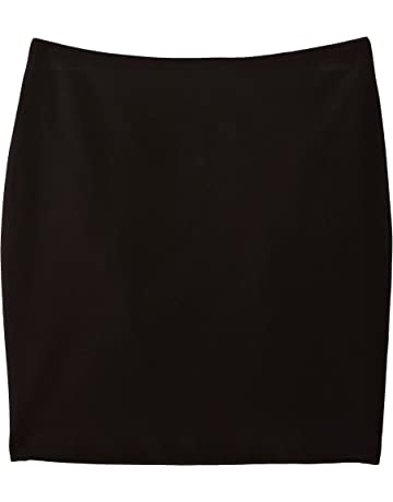 bbc3ff6db5e752 Trutex Limited Girl's Pencil Plain Skirt