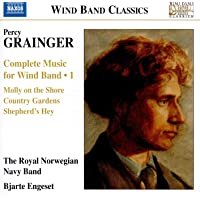 Percy Grainger Complete Music For Wind Band