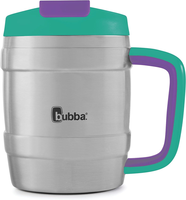 Bubba Keg Vacuum-Insulated Stainless Steel Travel Mug, 20 oz, Rock Candy