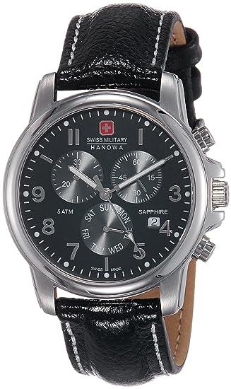 3aed350a5e80 Swiss Military Swiss Soldier Chrono Prime 6-4233.04.007 – Reloj de Cuarzo  para