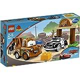 Lego Duplo Cars 5814 - Hooks Schrottplatz