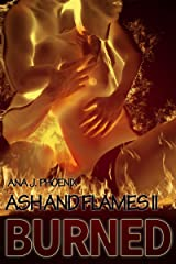 Burned (Ash and Flames Book 2) Kindle Edition