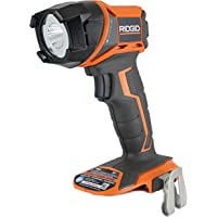 Ridgid 18-Volt LED Work Flashlight