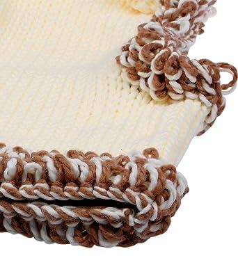 Sumolux Cappello con scaldacollo a forma di volpe e46f5b45f019