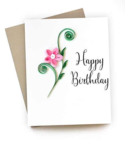 Amazon Happy Birthday Card For Her Mom Husband Kids Employee