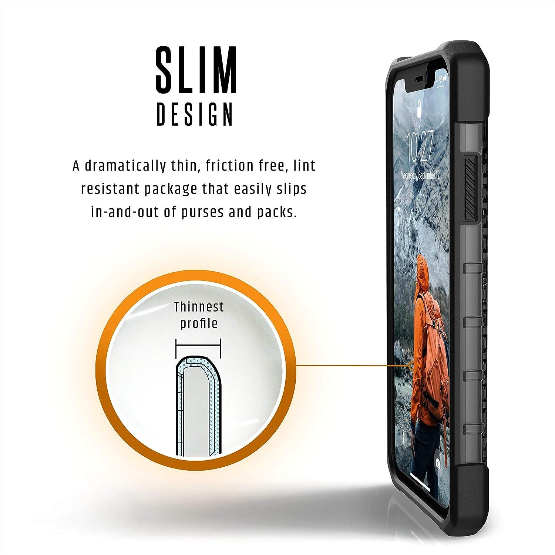 bleu Compatible avec linduction Urban Armor Gear Metropolis pour Apple iPhone Xr Coque avec Norme Militaire am/éricaine pochette housse