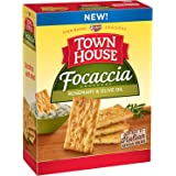 Town House Focaccia Rosemary and Olive Oil, 9 Ounce